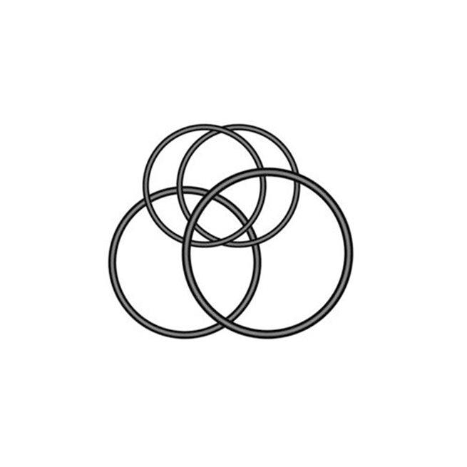 Garmin O-Ringar Till Varia™, Cykelbelysning tillbehör