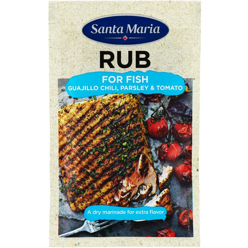 Kryddmix Rub Fish - 33% rabatt