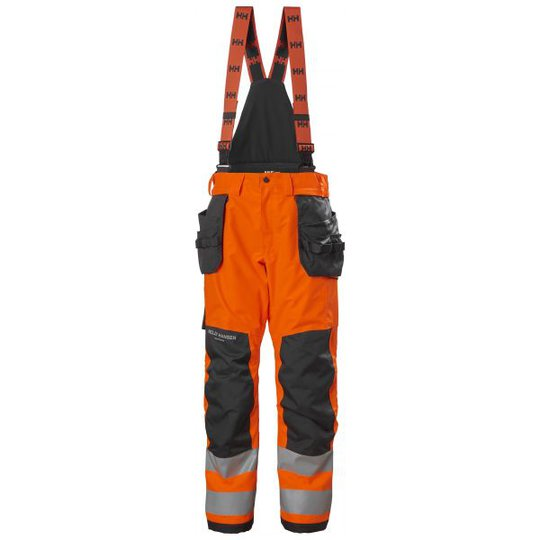 Helly Hansen Workwear Alna 2.0 Työhousut oranssi, huomioväri C48