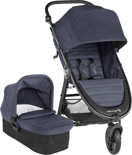 Baby Jogger City Mini GT 2 Duovogn, Carbon