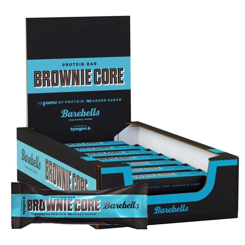 Proteinbars Brownie Core 18-pack - 47% rabatt