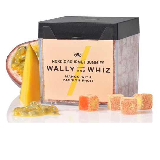 """Godis """"Mango & Passion Fruit"""" 150g - 45% rabatt"""