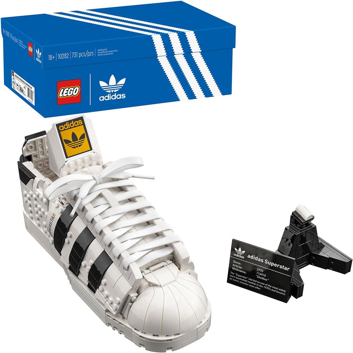 LEGO Icons 10282 Adidas Originals Superstar