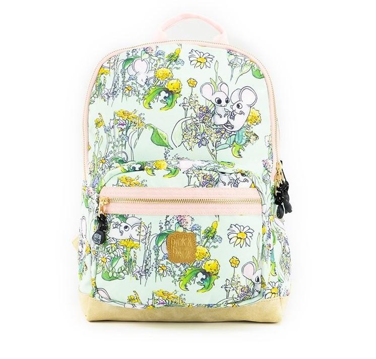 Pick & Pack - Backpack 10 L - Mice Blue (515073)