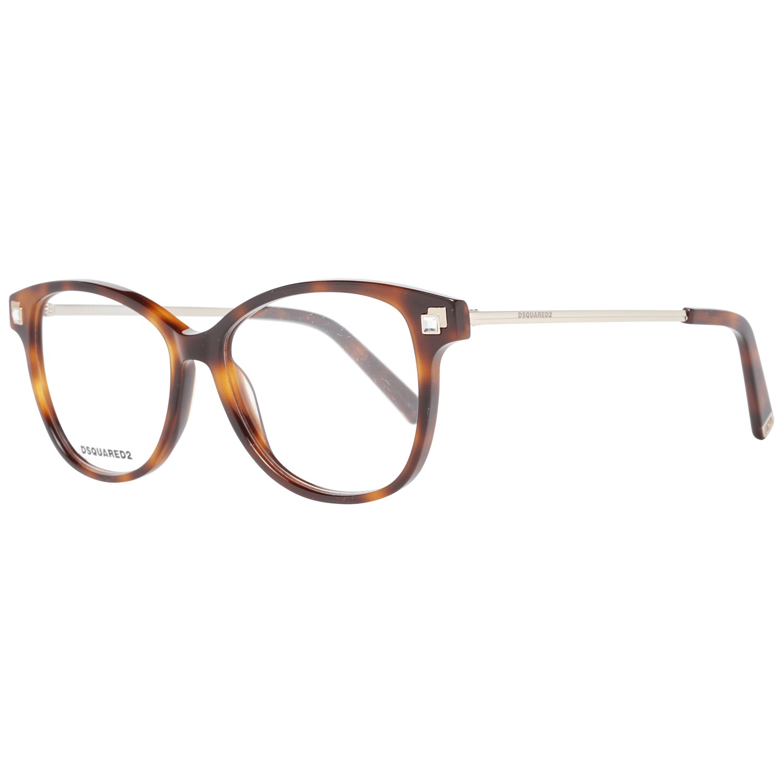 Dsquared² Women's Optical Frames Eyewear Brown DQ5287 53052