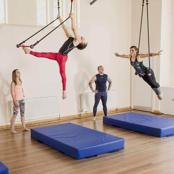 Static Trapeze for Beginners