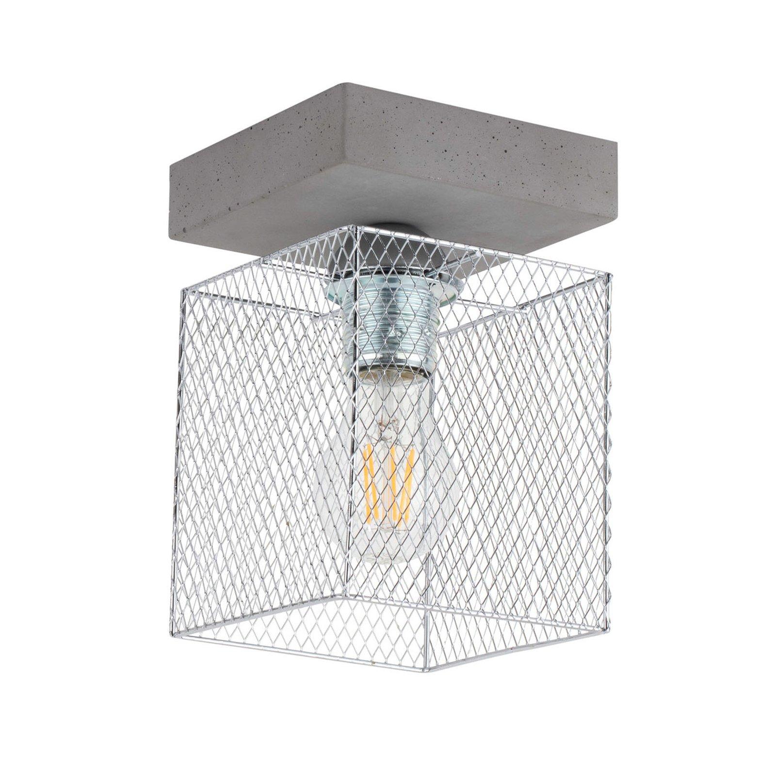 Taklampe Gittan, 1 lyskilde