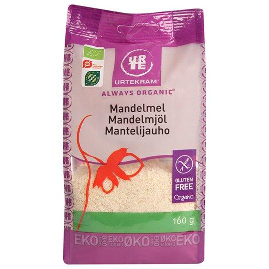 Urtekram Food Mandelmjöl, 160 g