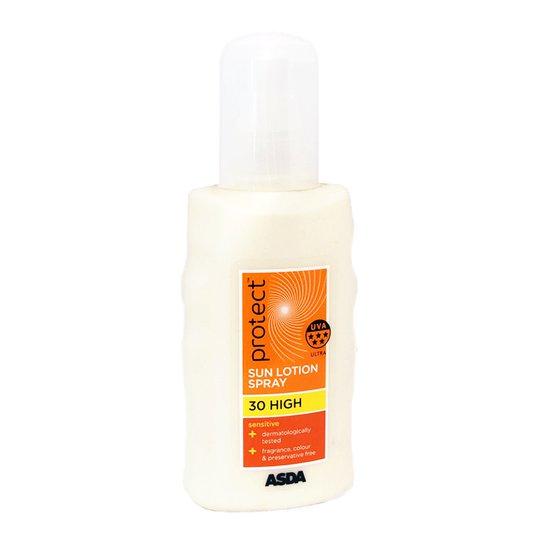 Solskydd Spray - 34% rabatt