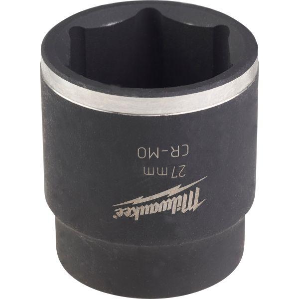 "Milwaukee Shockwave Impact Duty Kraftpipe 1/2""-feste, kort 27 mm"