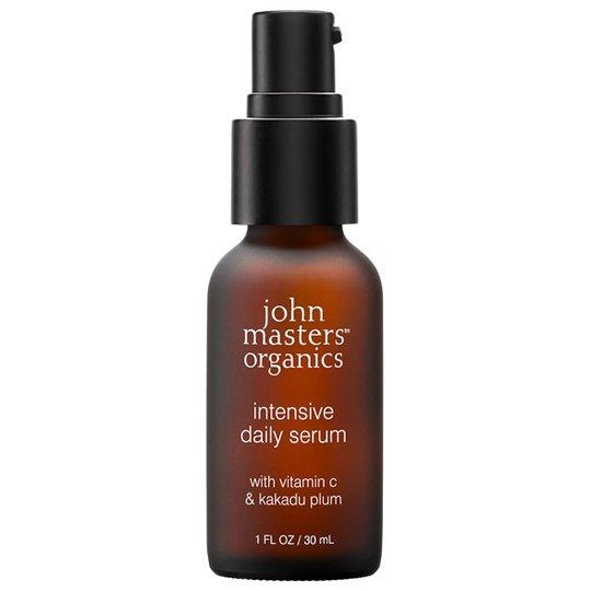 John Masters Organics Intensive Daily Serum with Vitamin C & Kakadu Plum, 30 ml