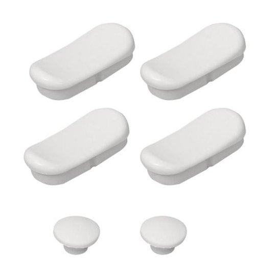 Ifö Spira Istuinvaimennin valkoinen, plug-in
