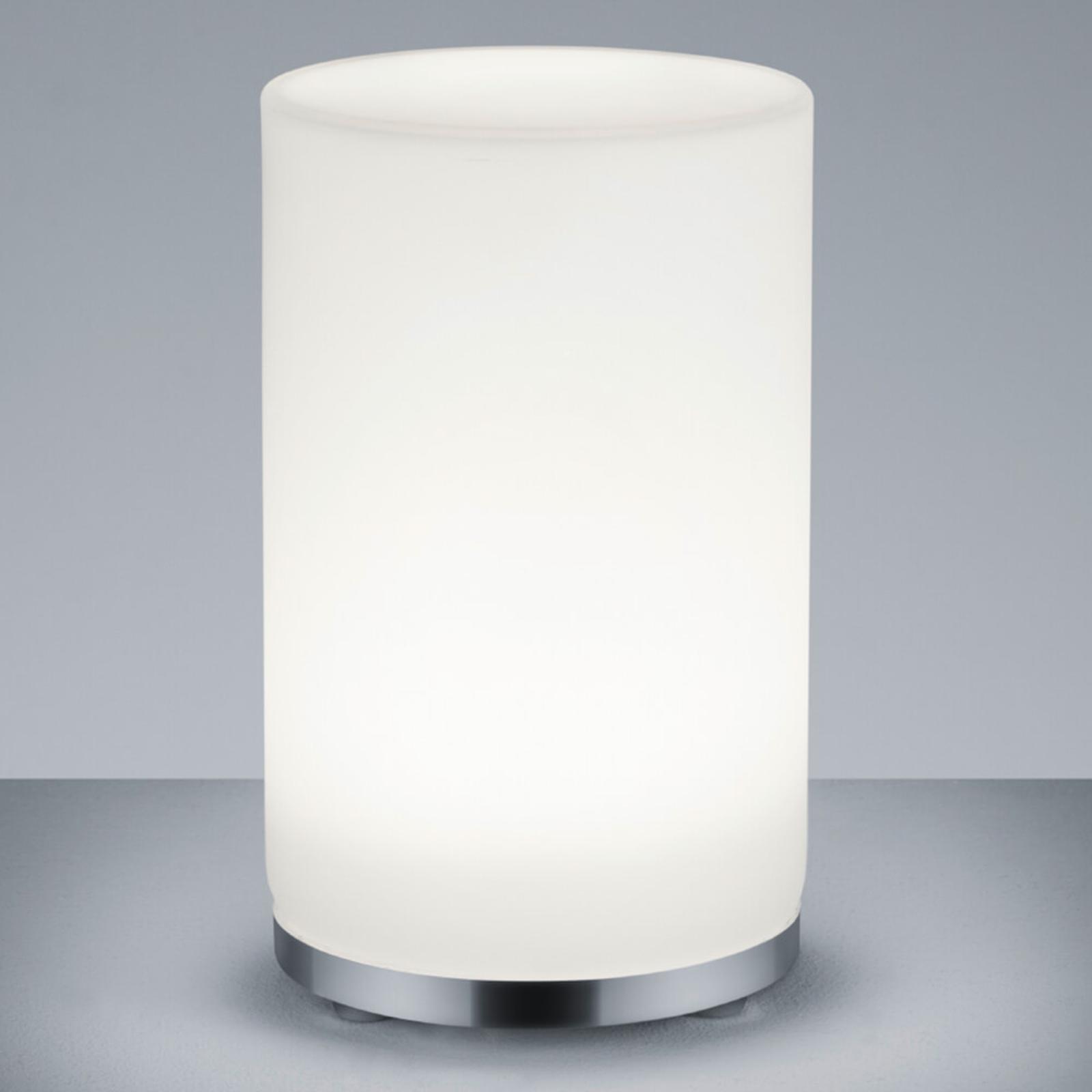 Lieriönmuot. RGBW-LED-pöytälamppu John kaukosäädin