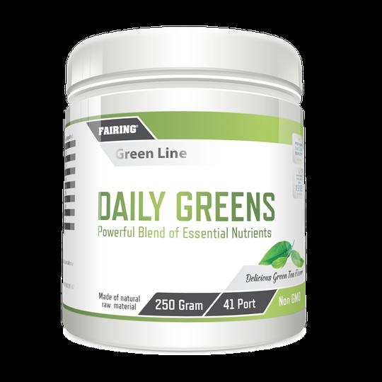Fairing Daily Greens, 250 g