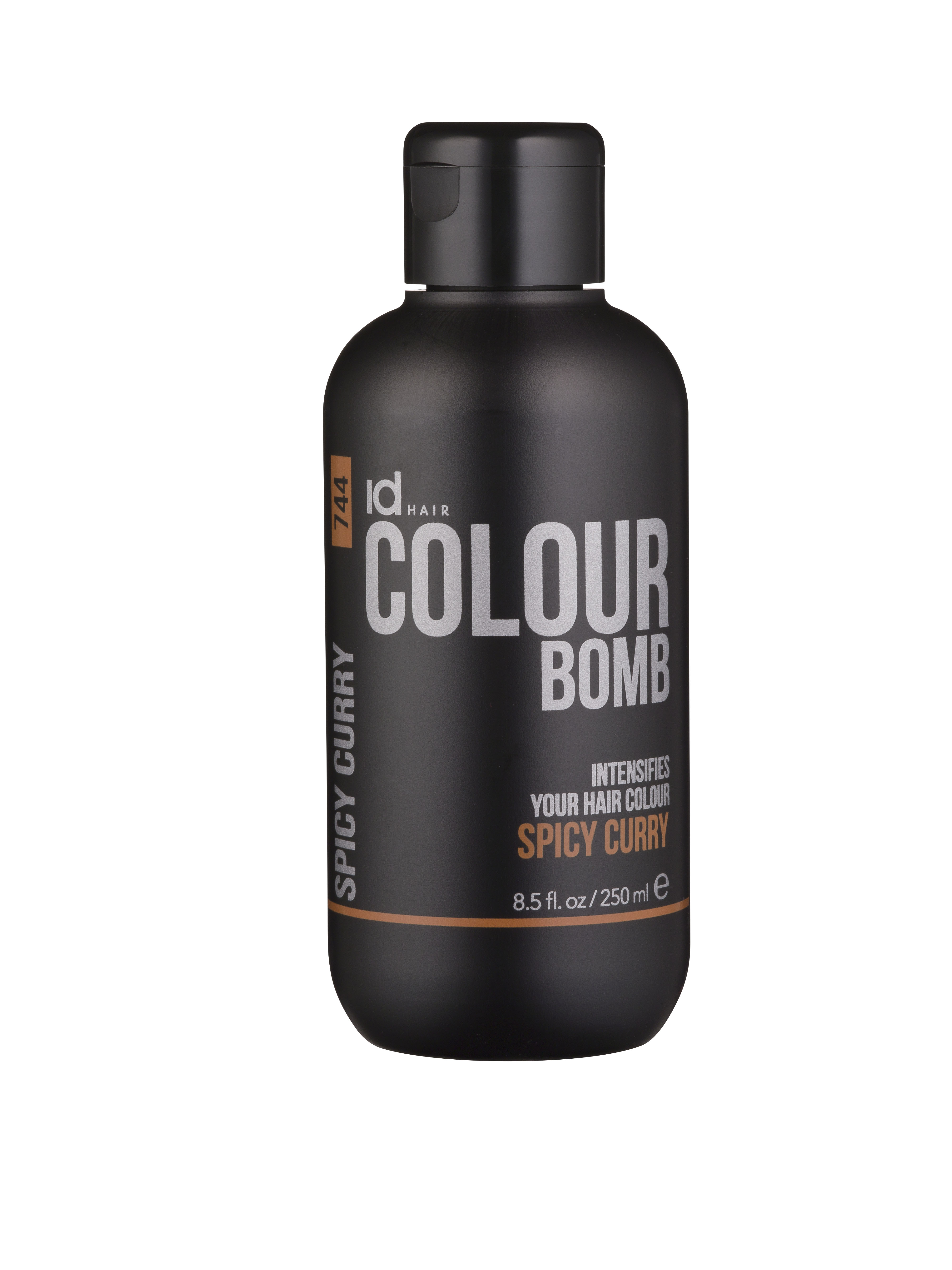 IdHAIR - Colour Bomb 250 ml - Spicy Curry