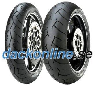 Pirelli Diablo ( 240/40 ZR18 TL (79W) Bakhjul, M/C )