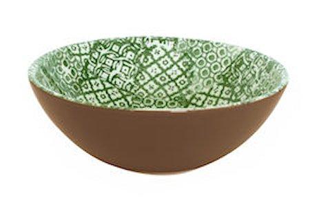 Skål Minerva Ø18cm, grønn
