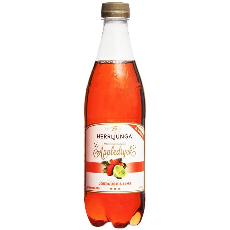 Äppledryck Jordgubb & Lime 50cl - 28% rabatt