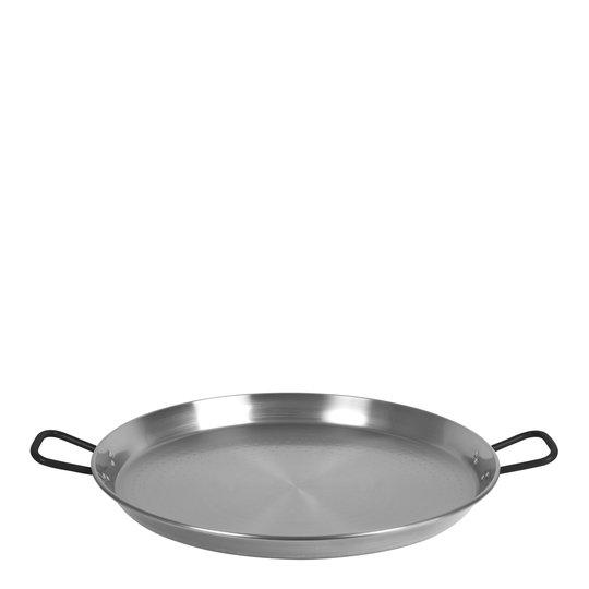 Muurikka - Paellapanna Kallvalsat stål 40 cm