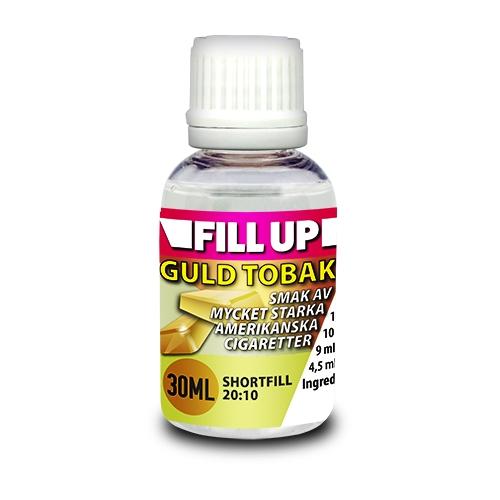 FillUp E-juice Tobak 30 ml