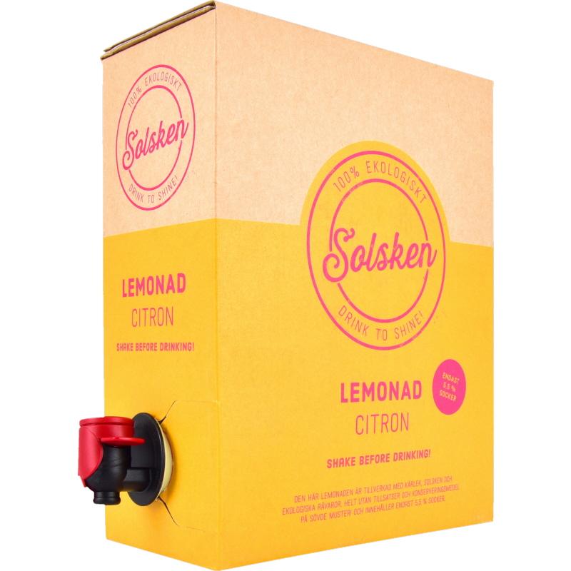 Eko Citron Lemonad - 20% rabatt