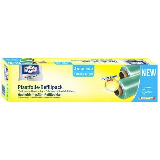 Plastfolie Refill 2-pack - 38% rabatt