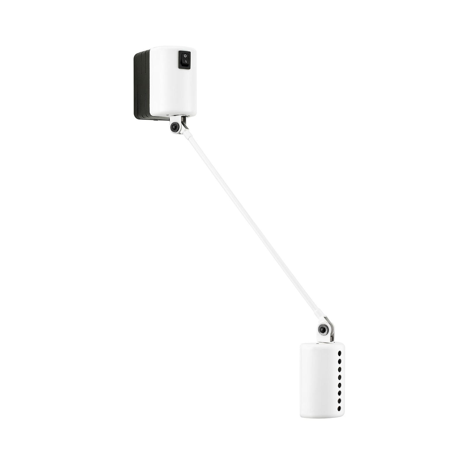 Lumina Daphine -LED-seinävalaisin 20 cm valkoinen