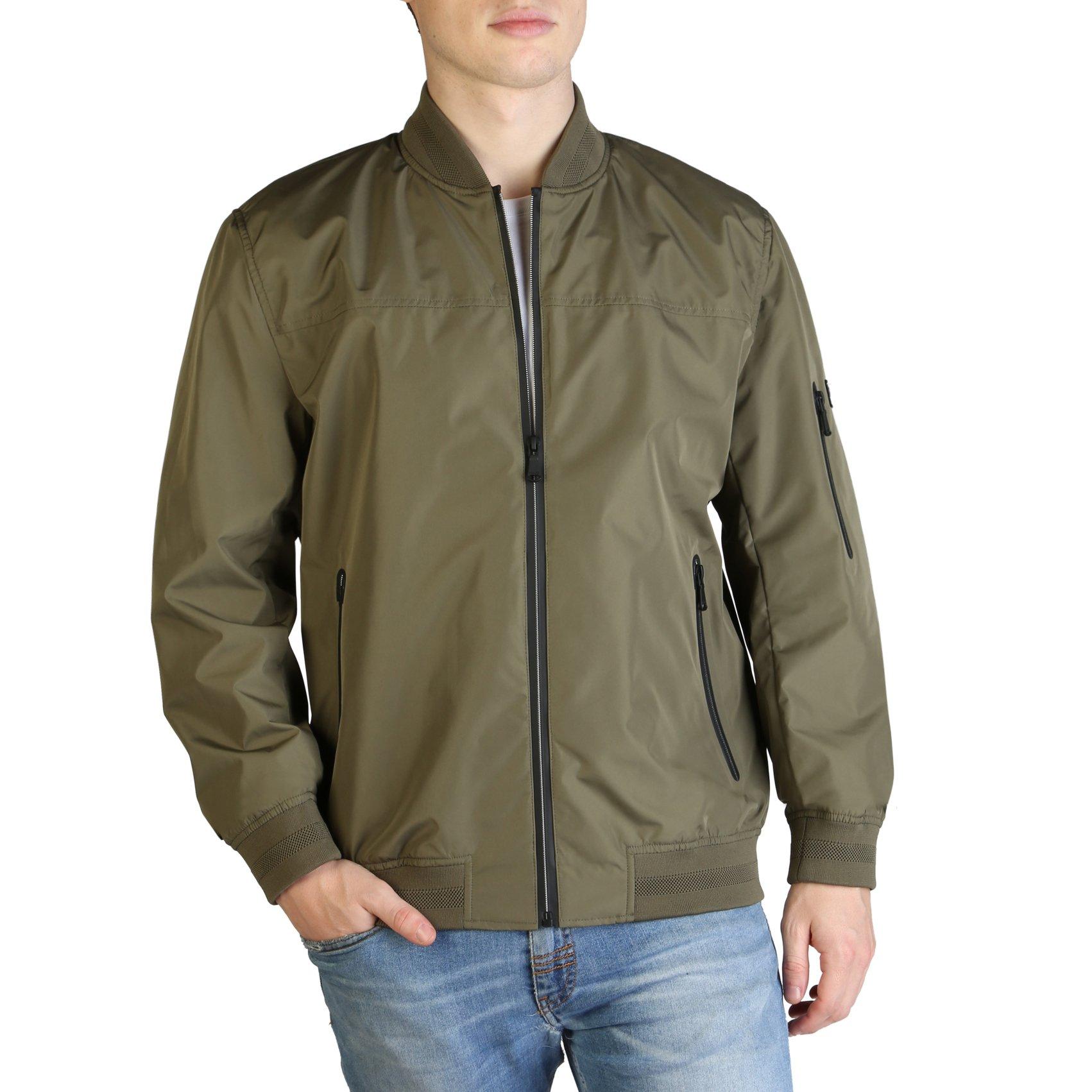 Yes Zee Men's Jacket Various Colours J561_NA00 - green XL