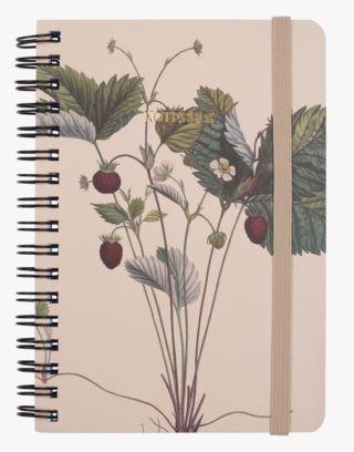 Berries small muistikirja moniväri