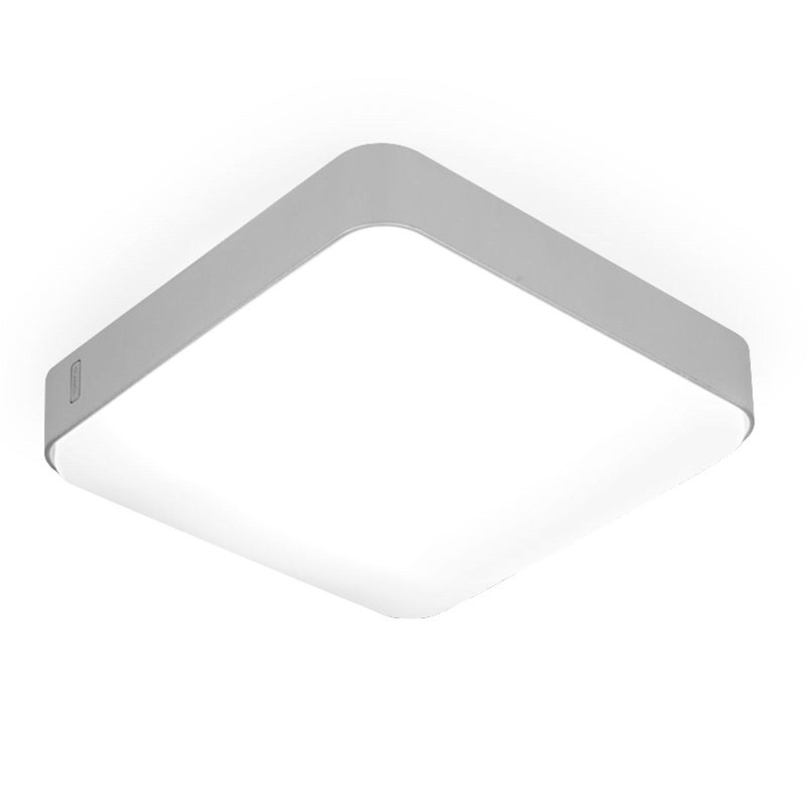 A20-SQ LED-taklampe, 40x40 cm, 3 000 K