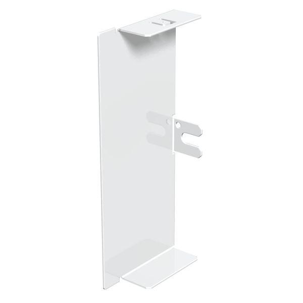 Obo Bettermann 6249825 Endestykke hvit stålplate 60 x 150 mm