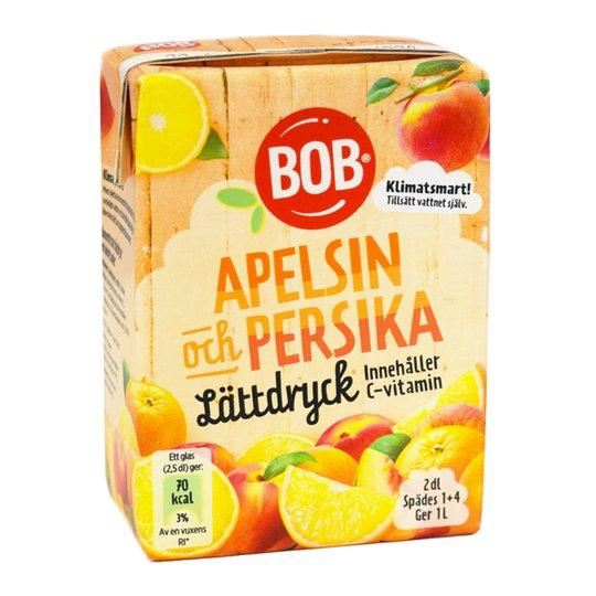 Lättdryck Apelsin & Persika - 15% rabatt
