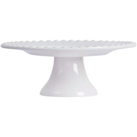 PotteryJo Daisy Tårtfat 22 cm White