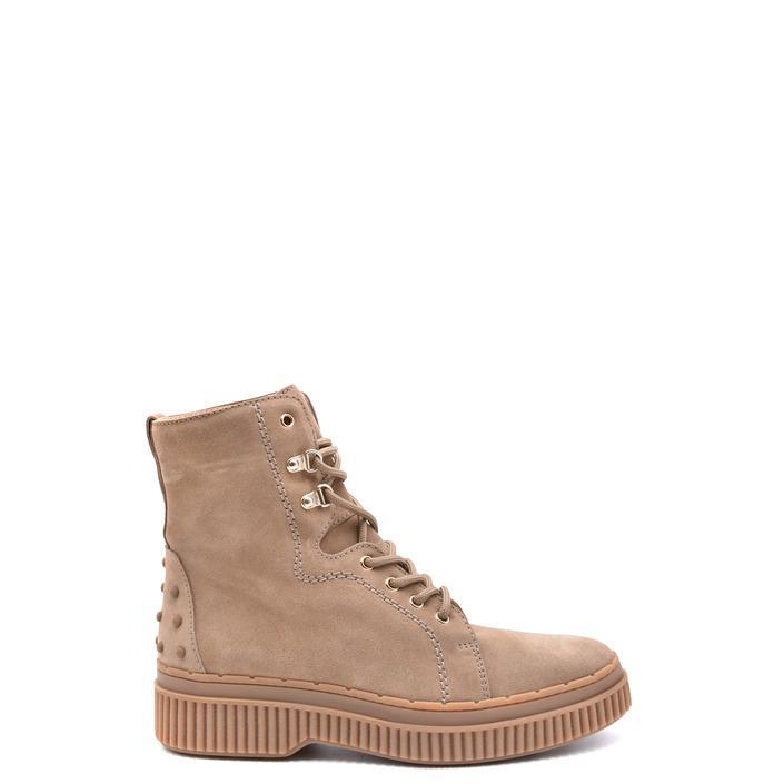 Tod`s Women's Boots Beige 221586 - beige 40