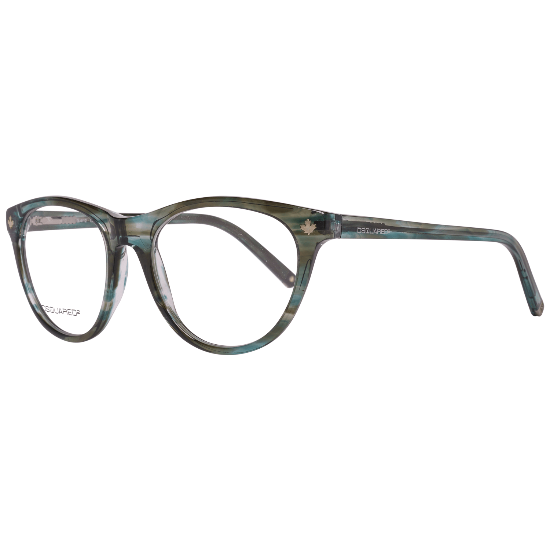Dsquared² Women's Optical Frames Eyewear Multicolor DQ5107 52089