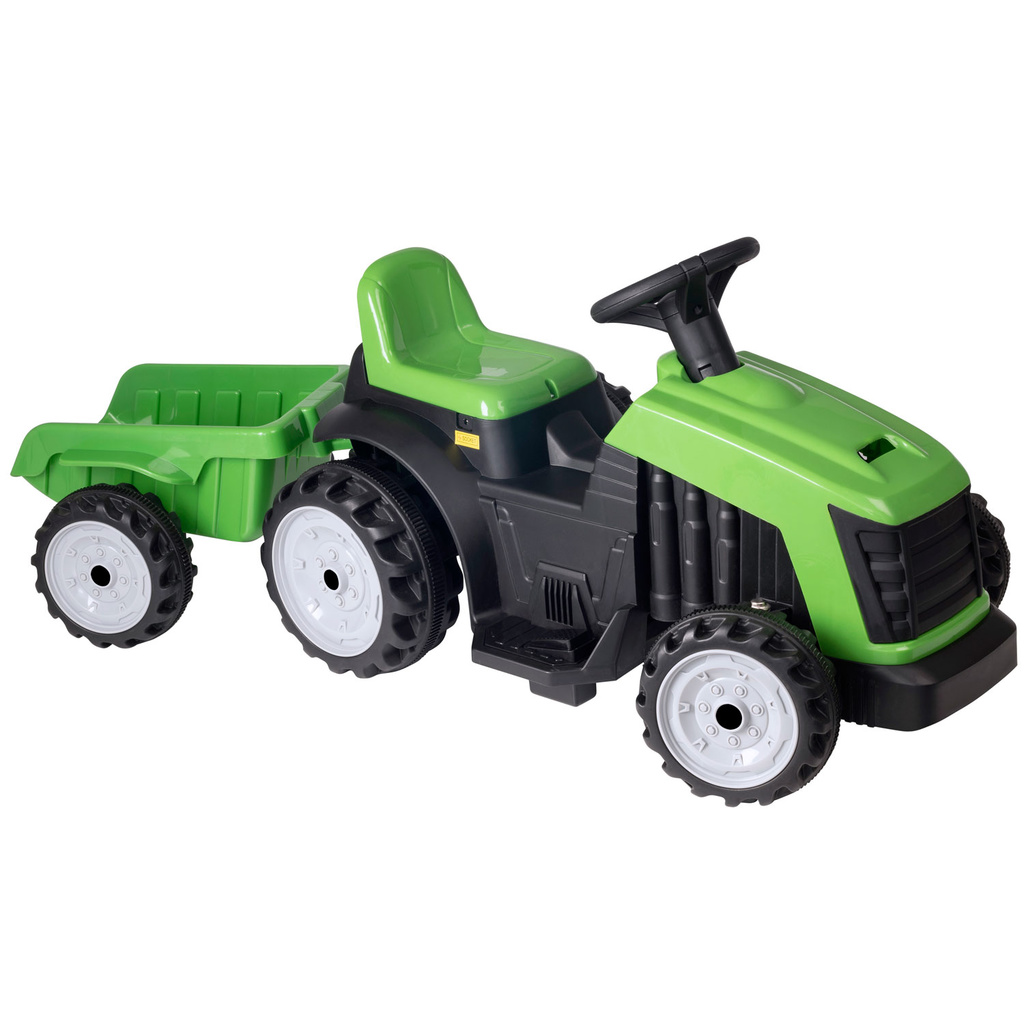 EVO - Electril Car - 6V Tractor with Trailer (1437536)