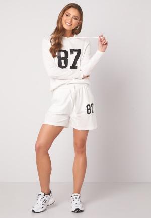Happy Holly Carolyn shorts Cream 32/34