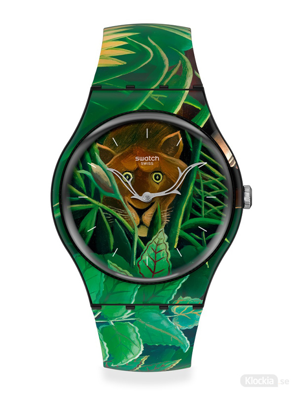 SWATCH MoMa The Dream By Henri Rousseau SUOZ333