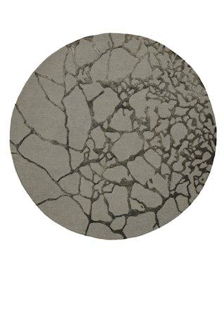 Marmor Teppe Grønn Ø250 cm