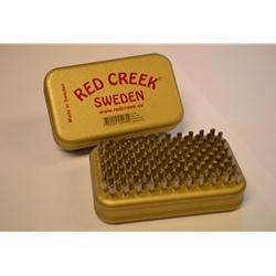 Red Creek Stål Ultrafint, Rak, Guld