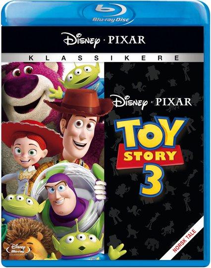 Disney Pixar Toy Story 3 Blu-Ray