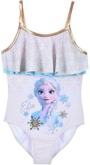 Disney Frozen Badedrakt, Beige, 4 År
