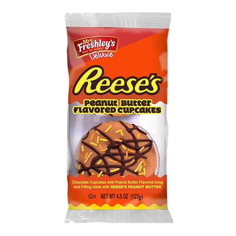 Mrs Freshley's Peanut Butter Cupcakes - 128 gram