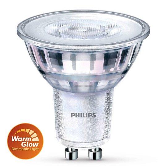 GU10 3,8 W HV LED-heijastinlamppu 36° WarmGlow