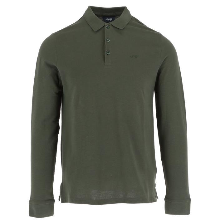 Armani Jeans Men's Sweater Green 291230 - green L