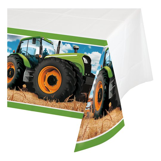 Bordsduk Tractor Time - 1-pack