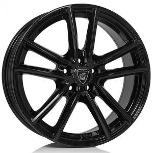 Aluett 56 Black 6.5x15 5/100 ET40 B70.4