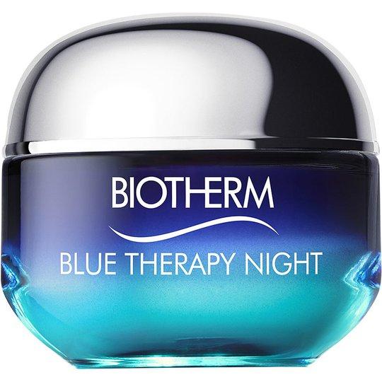 Biotherm Blue Therapy Night Cream, 50 ml Biotherm Yövoiteet