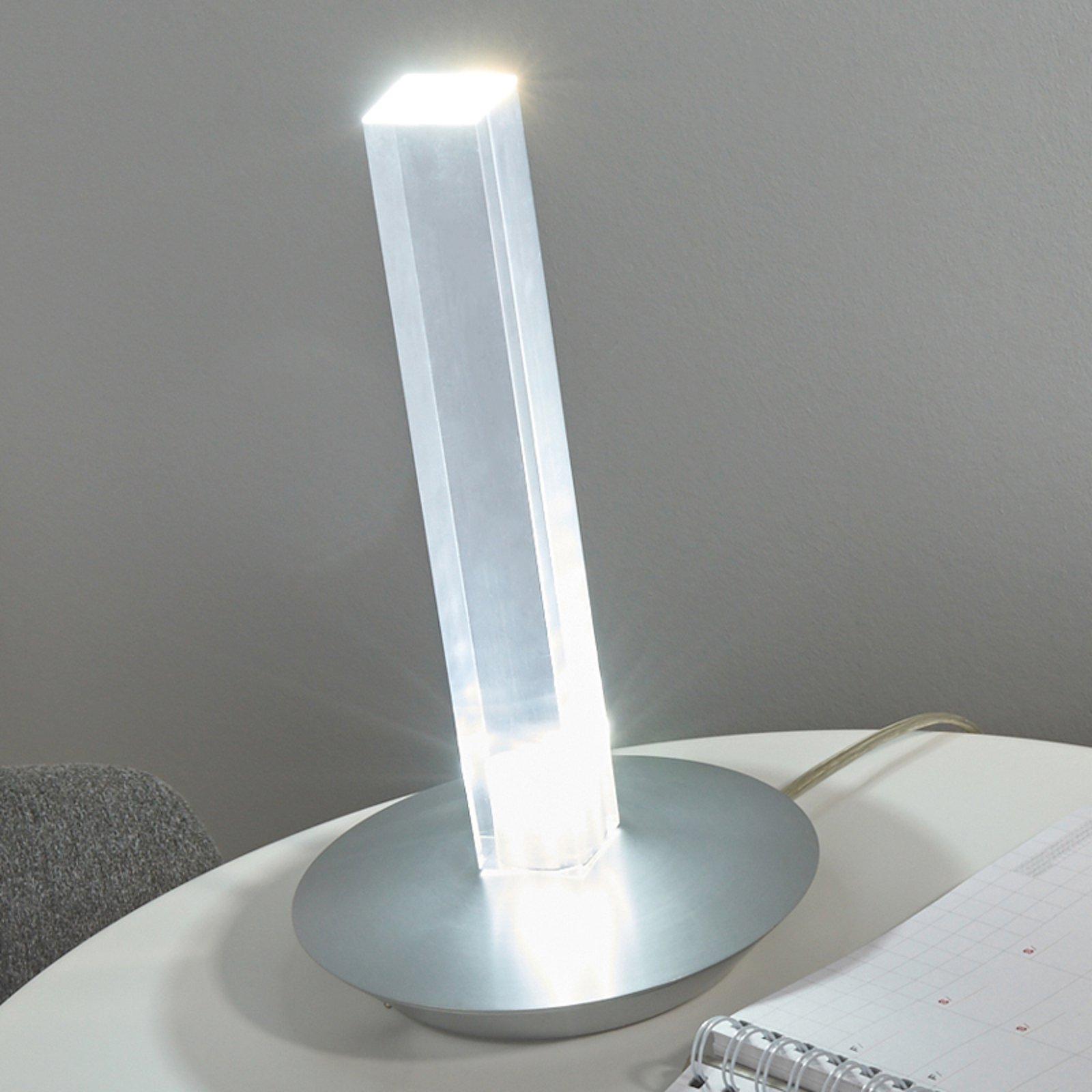 Oluce Cand-LED - atmosfærisk LED-bordlampe