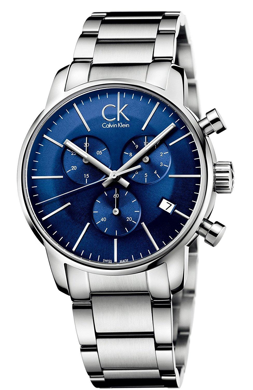 Calvin Klein Men's City Watch Silver K2G2714NMK